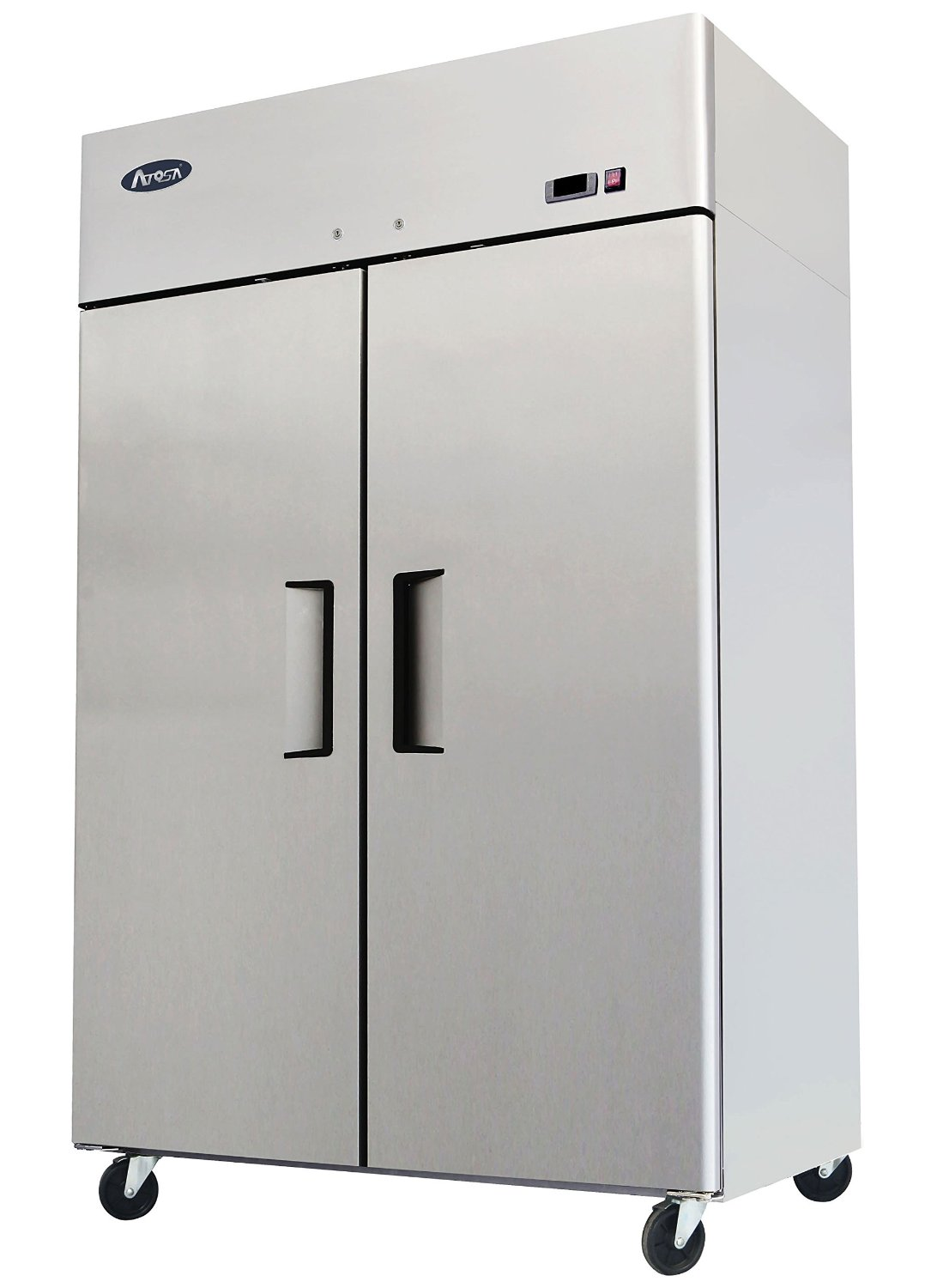 Big Stainless Steel Refrigerator